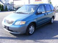 2000 Mazda MPV Wagon DX only 158000 km