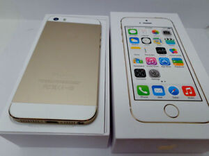 iPhone 5s Gold 16GB - New in Box - Telus / Virgin Mobile (MINT)