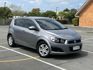 2011 Holden Barina TM Grey 6 Speed Automatic Hatchback Chermside Brisbane North East Preview