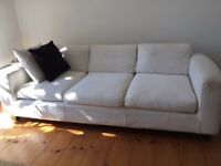 habitat sofa, used good condition