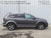 2015 Dodge Journey Crossroad AWD Leather Loaded