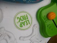 Baby Bouncer with Music from Leap Frog