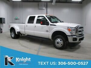 2016 Ford Super Duty F-350 DRW Lariat Navigation