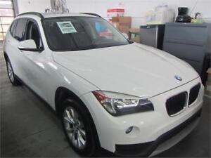 2014 BMW X1 AWD*CUIR TOIT OUVRANT * FINANCEMENT $69 SEMAIN