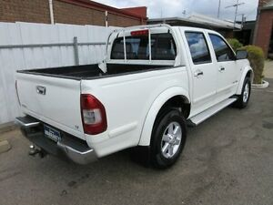 2003 Holden Rodeo RA LT (4x4) White 5 Speed Manual Crew Cab P/Up Holden Hill Tea Tree Gully Area Preview