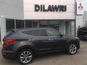 2016 Hyundai Santa Fe Sport Limited**NAV**HEATED STEERING WHEEL*