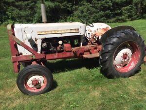 Tracteur Cockshutt 540