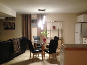 Fully furnished suite for rent in Fairview