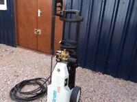 Industrial cold pressure washer, Kranzle jet washer £240