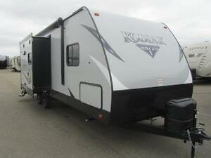 2017 29 FT DUTCHMEN RV KODIAK EXPRESS 253RBSL TRAVEL TRAILER