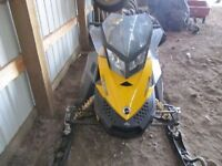 2008 Skidoo Renegade 800R REV XP