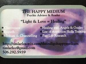 Psychic  workshops, Law of Attraction training and psychic tools