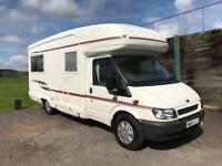 2003 Auto Sleeper Rienza Motorhome with Low Mileage