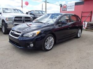 2014 SUBARU IMPREZA LIMITED 5-DOOR+S/R+N