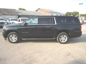 2015 Chevrolet Suburban LT Leather, Sunroof, 4x4