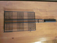 BBQ grill basket -- never used