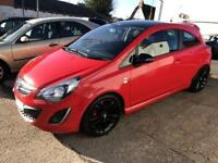2012 Vauxhall Corsa CORSA LIMITED EDITION 3 door Hatchback