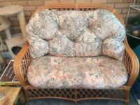 Double conservatory sofa Free!!! must go ASAP
