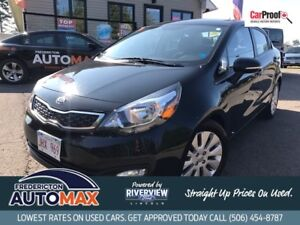 2014 Kia Rio EX+ Automatic! Sunroof! Alloys! Heated Seats!