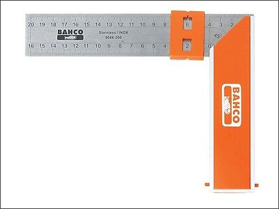 Bahco Try Square 250mm BAH9048250
