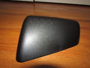 Ford Focus Drivers Side View Mirror Black Textured Cap