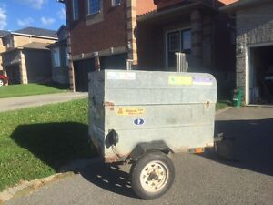 small utility / camping trailer