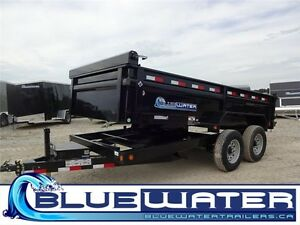 2017 Load Trail 7 Ton Dump 83 x 14!! ONLY $129/month!!