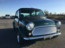 1998 Rover Mini Widebody BSCC Green Manual Coupe Burwood Burwood Area Preview