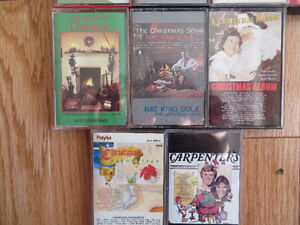 VARIOUS CHRISTMAS CASSETTES Kitchener / Waterloo Kitchener Area image 4