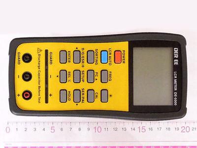 De-5000 High Accuracy Handheld Lcr Meter Auto L.c.r. Check Der Ee Newjapan