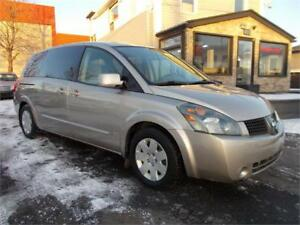 """2004 Nissan Quest 7 Passager Stow """"N"""" Go"""