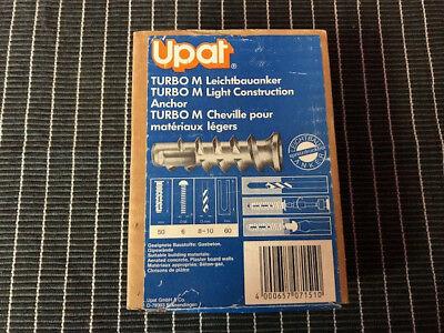 Upat Turbo M6 Leichtbauanker Nr. 7151 Neu OVP
