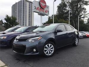 2014 Toyota Corolla S Back up Camera/Bluetooth/Loaded/CERTIFIED