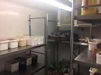 Coldroom walk in storage fridge