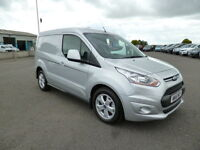 Ford Transit Connect 200 LIMITED P/V (silver) 2016-07-05