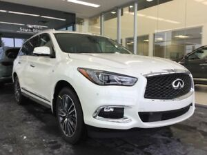 2018 Infiniti QX60 DELUXE TOURING PACKAGE