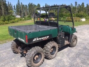 POLARIS RANGER 6X6 2006 700 EFI FOR SALE OR TRADE