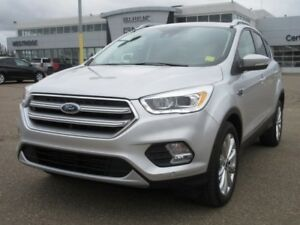 2017 Ford Escape Titanium. Text 780-205-4934 for more informatio