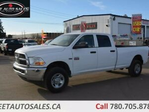 2011 Dodge Ram 2500 SLT 4X4 Quad Cab Long Box