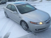 2007 Acura TL Sedan(leather, heated, remote stater)