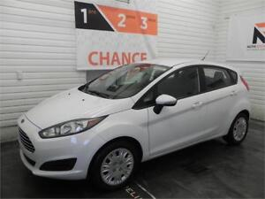 2014 Ford Fiesta SE, Bancs chauffants