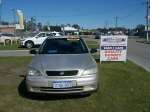 2005 Holden Astra TS CD Classic Gold 4 Speed Automatic Sedan Maddington Gosnells Area Preview