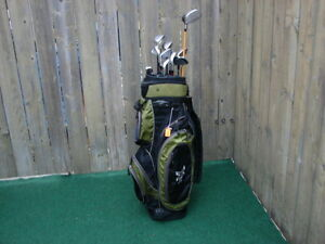Men's RH Golf sets Ben Hogan Apex & RH Wilson Fat Shaft set