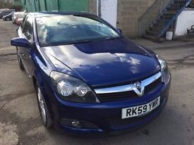 Vauxhall Astra 2009 Petrol Automatic only 35000 miles, MOT July 2017