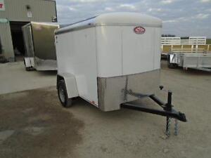 5X8 ATLAS ENCLOSED - WELL BUILT, PRICED TO SELL! London Ontario image 1