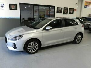 2019 Hyundai i30 PD2 Active Hatchback 5dr Spts Auto 6sp 2.0i [MY20] Silver Sports Automatic Pendle Hill Parramatta Area Preview