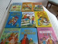 18 Enid Blyton Reading Books
