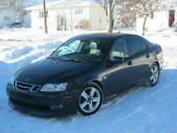 2007 Saab 9-3 Aero. V6 Turbo! 280HP