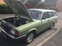 1985 Morris Ital 1.3 Estate, full MOT, just serviced and Taxed good condition