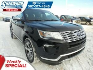 2018 Ford Explorer Platinum
